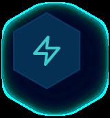 Icon_lightning_hexagon_dark