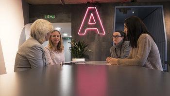 Fintech women